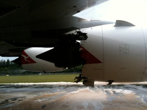 Engine-damage